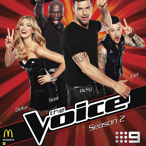 THE VOICE SEASON 2